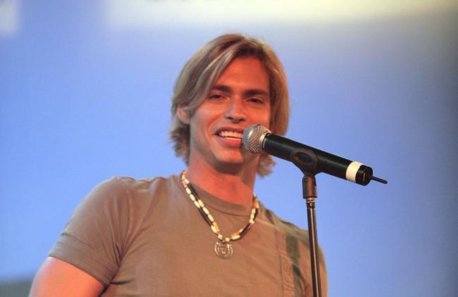 Carlos Baute: 'Marta Sánchez estaría encantada de volver a grabar conmigo'