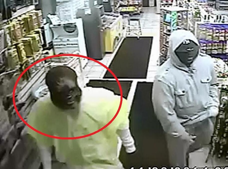 """""""Hombre Lobo"""" roba estación de gasolina en El Bronx"""
