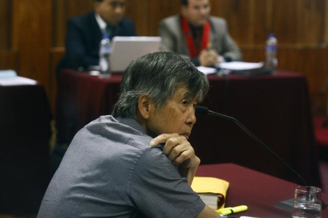 Critican petición de Fujimori para cumplir arresto domiciliario