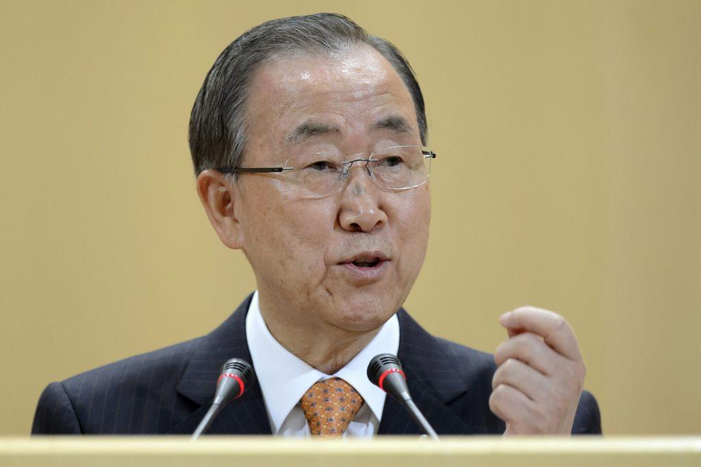 ONU investigará incidentes en sus instalaciones en Gaza