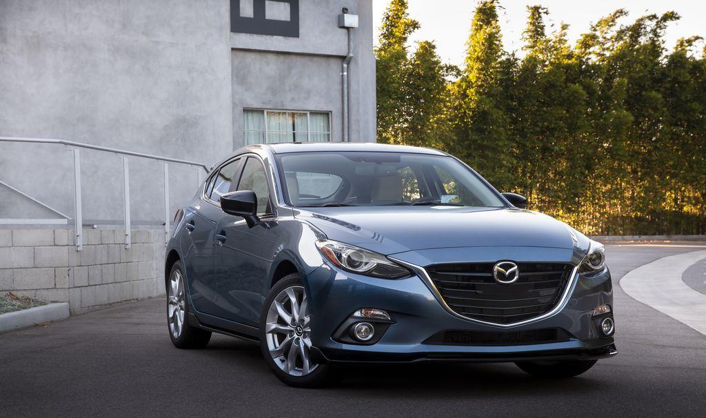 Mazda 3 Grand Touring 2015: prueba de manejo