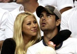 Más rumores de que Enrique Iglesias y Anna Kournikova rompieron
