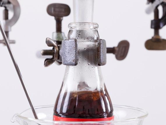 Así es como una Coca-Cola se convierte en agua (fotos y video)