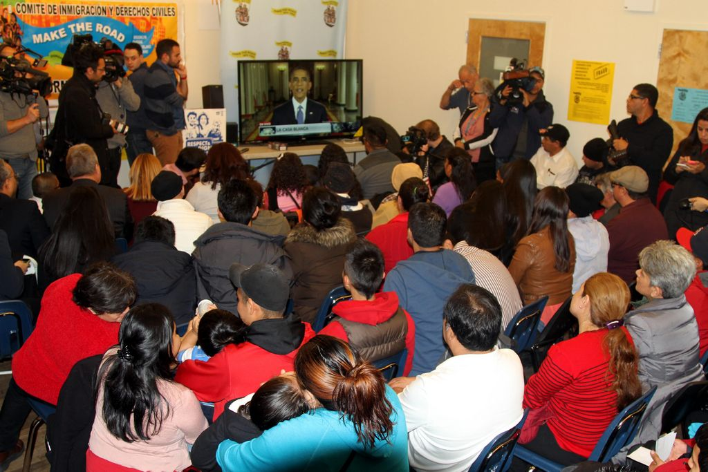 Entre 250,000 y 500,000 indocumentados que viven en el estado de Nueva York se beneficiarán de las medidas anunciadas por Obama.