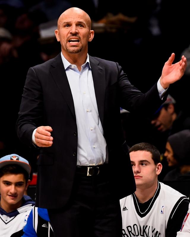 Jason Kidd dejó a los Nets en medio de una novela que lo envió a Milwaukee, con el que volvió el miércoles al Barclays.