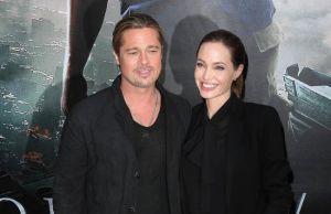 Angelina Jolie y Brad Pitt protagonizan una fuerte pelea