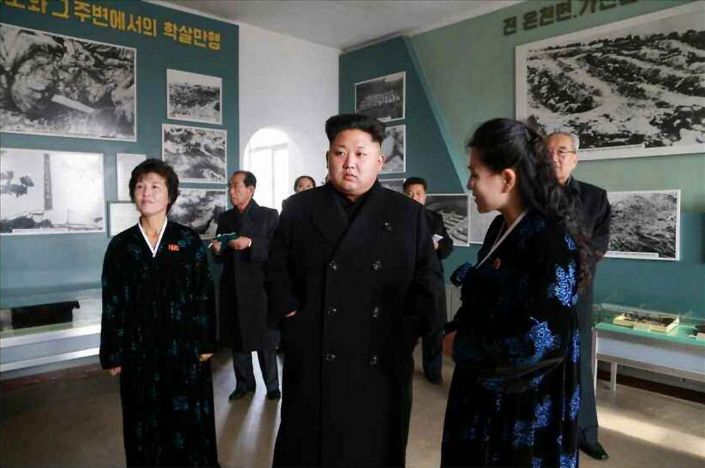"""Kim Jong-un tacha de """"caníbales y asesinos"""" a estadounidenses"""