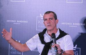 """Antonio Banderas: """"Mi éxito con las mujeres es muy relativo"""""""