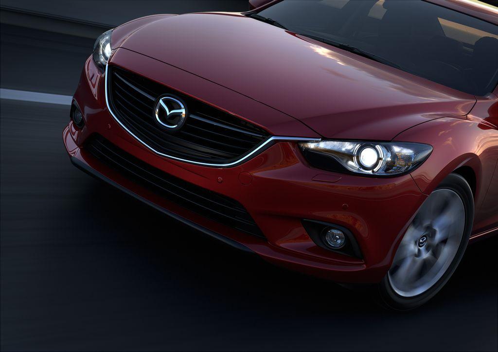 Retiran del mercado 100,000 Mazda6