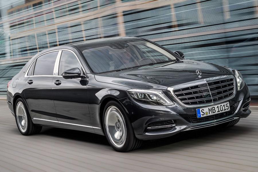 Mercedes-Maybach Clase S, el más lujoso de la familia