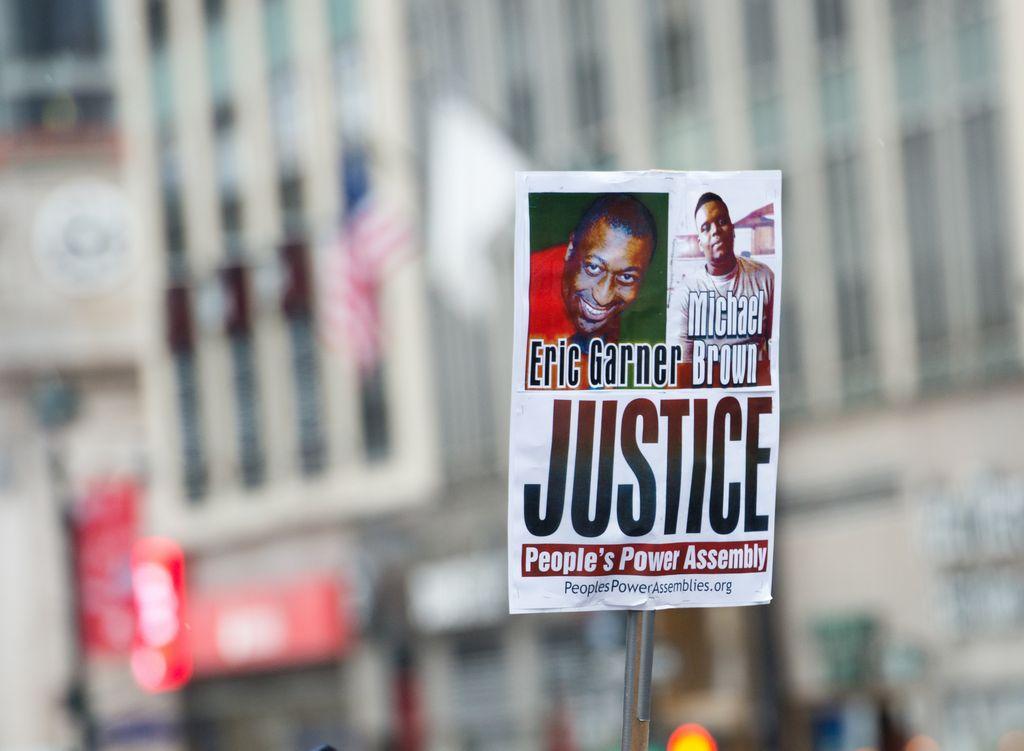 NYPD se alista por inminente decisión judicial en caso Garner