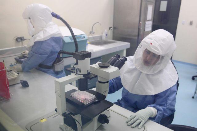 Vacuna experimental contra ébola no muestra efectos secundarios importantes
