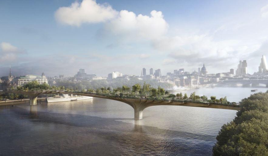 Londres tendrá un parque inspirado en escena de Titanic