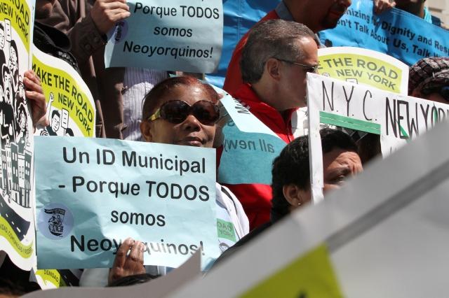El ID Municipal fue una de las prioridades de la administración De Blasio.