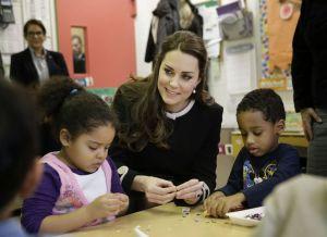 Niños de Harlem se codean con la realeza británica (fotos y video)