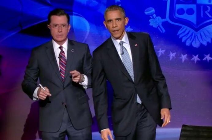 Obama defiende alivio migratorio mientras parodia a sus adversarios
