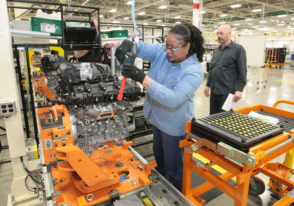 Chrysler mejora su motores Pentastar