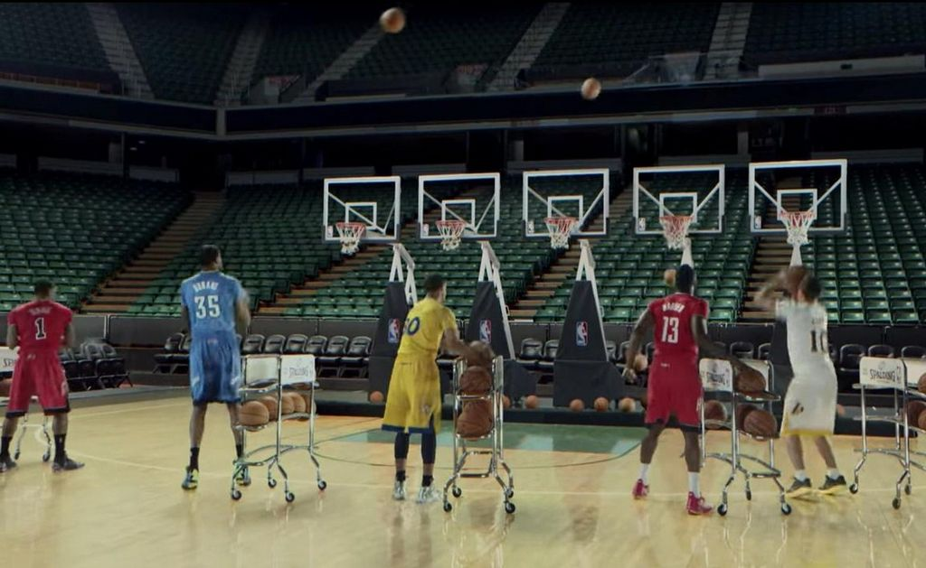 Así anuncia la NBA sus partidos de Navidad (Video)