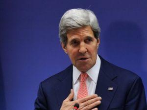 Kerry pide trabajar contra el calentamiento global