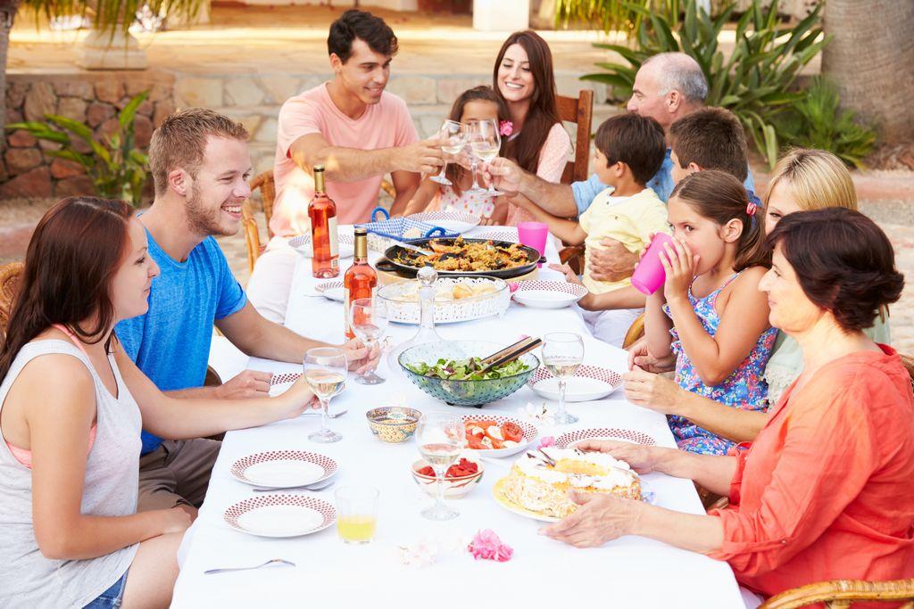 'Y ésta es mi familia'