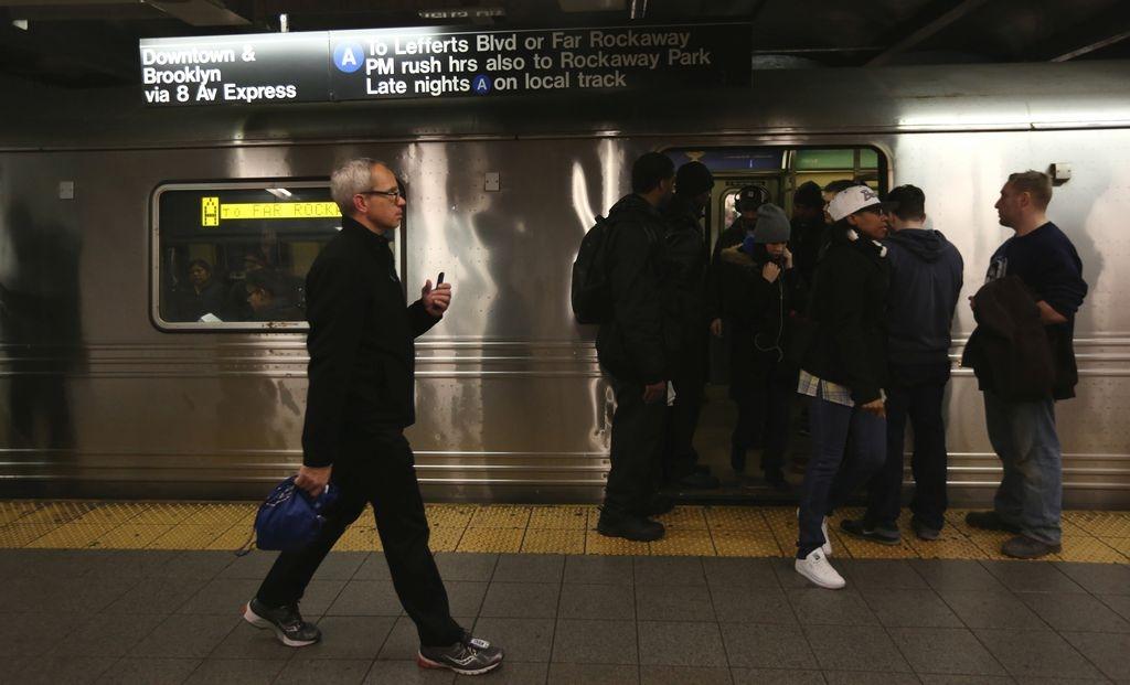 Exigen a la MTA mejoras inmediatas en trenes A y C