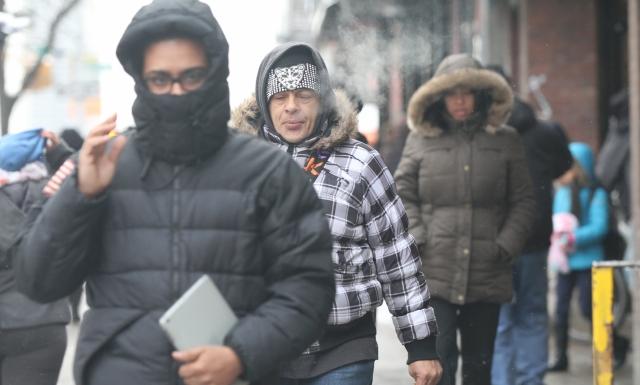 Consejos para que te protejas del frío extremo en NYC