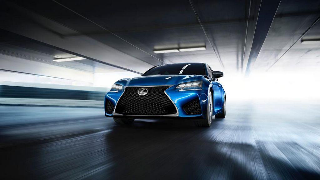 Está próximo el debut de la versión deportiva F del Lexus GS