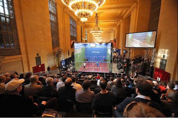 Ocio en NY: Squash en Grand Central, Oveus, Romeo y Julieta