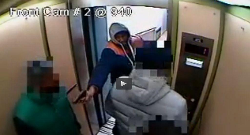 Buscan pistolero que atacó hombre en un ascensor en Brooklyn (video)