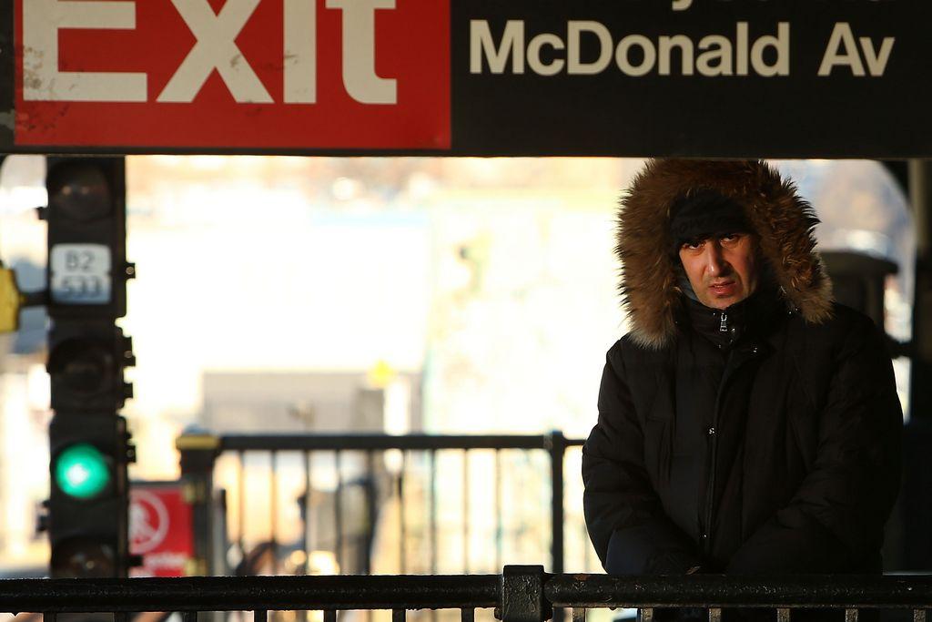 #BuenosDíasNYC: El brutal frío afecta hasta el metro neoyorquino