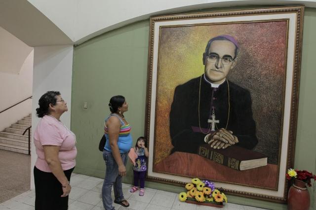 Arzobispo  Romero es reconocido mártir