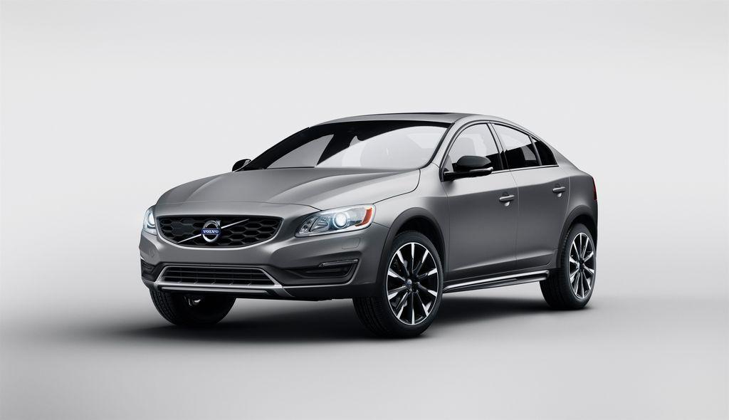 Volvo estrenará el S60 Cross Country en el Auto Show de Detroit