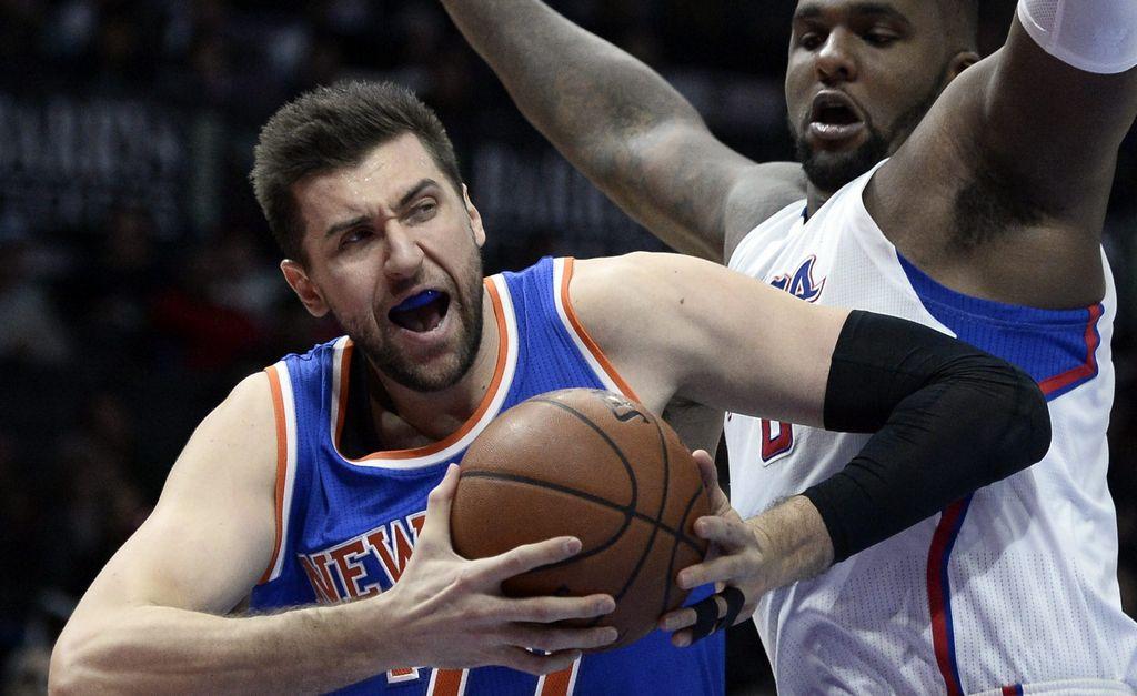 Calderón y Bargnani  con un pie fuera de los Knicks
