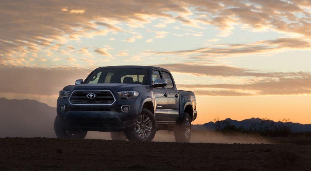 Toyota desembarca en Detroit con todo su potencial