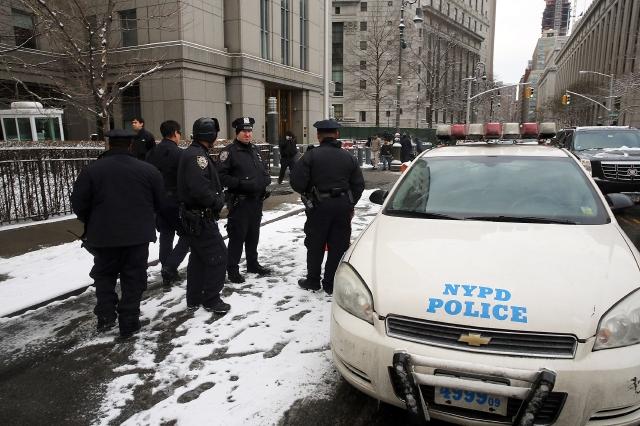 """Acaba la """"huelga silenciosa"""" del NYPD"""