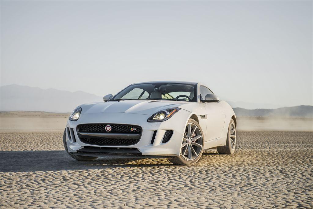 Jaguar F-Type 2015: prueba de manejo
