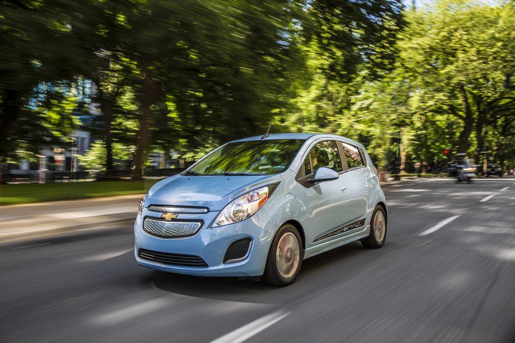 El Chevy Spark EV comenzará a venderse en Maryland