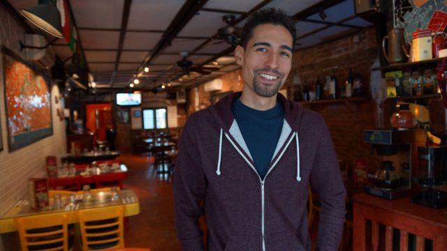 Andrew Padilla: El guerrero con la cámara