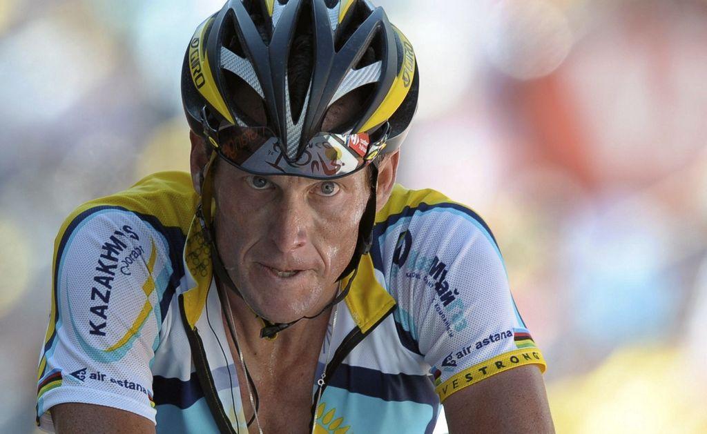 """Probablemente volvería a hacerlo"": Armstrong"