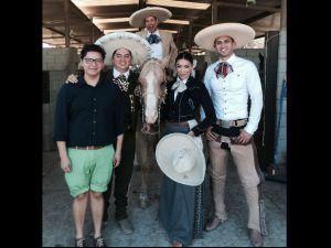 'Los Cowboys' son unos charros de lo más 'in'