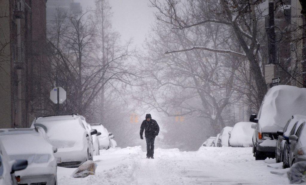 Dominicana cancela vuelos a EEUU por tormenta de nieve