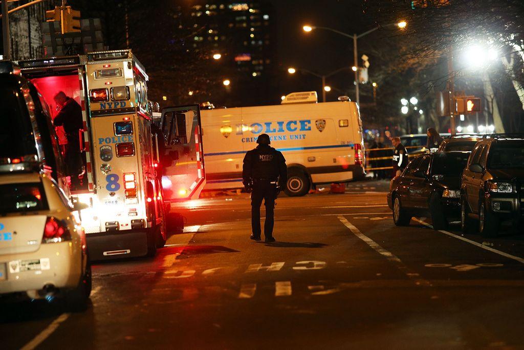 La balacera ocurrió alrededor de las 11:15 p.m.