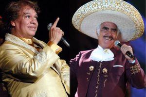 Vicente Fernández elogia el trabajo de Juan Gabriel