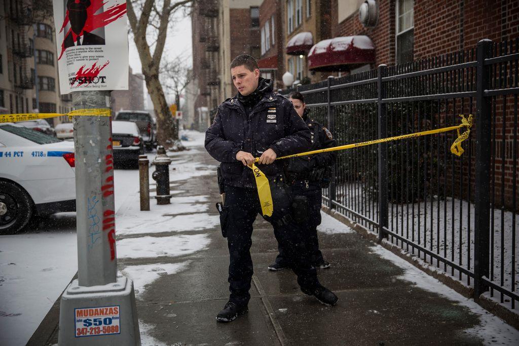 El pasado enero hubo en total 39 asesinatos.