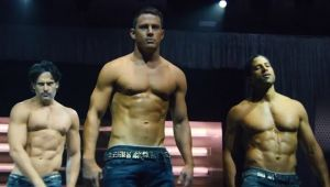 Channing Tatum se desnuda otra vez en 'Magic Mike XXL'
