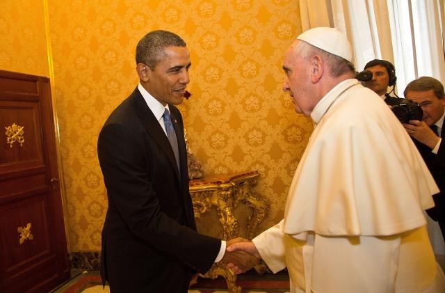 Histórica visita del Papa Francisco al Congreso