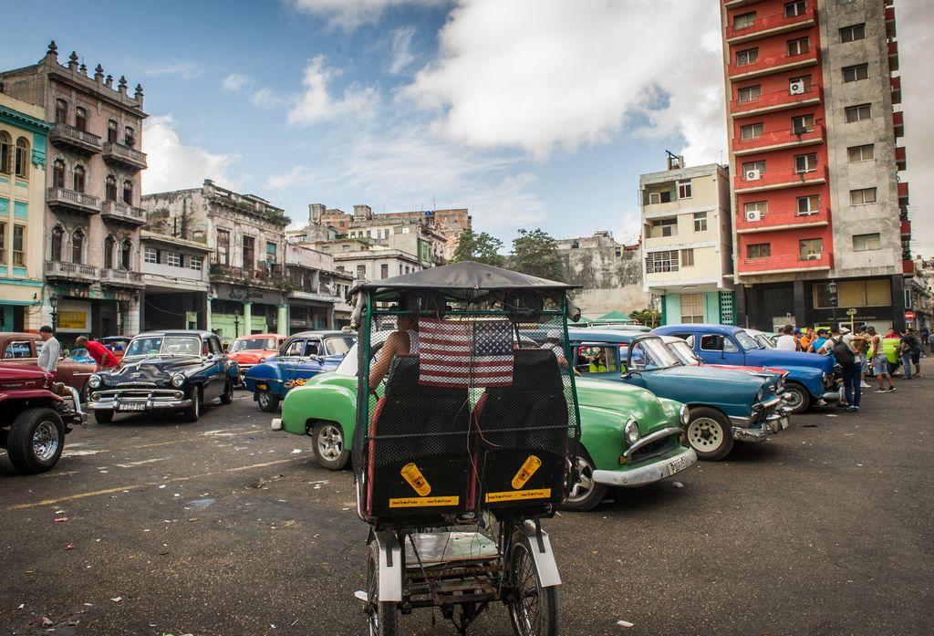 """EEUU desea abrir """"cuanto antes"""" embajada en La Habana"""