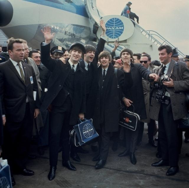 El día en que los Beatles llegaron a conquistar América