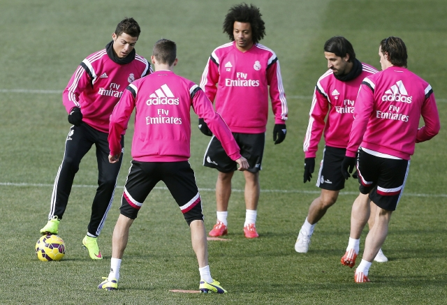 Con Cristiano pero sin Ramos, James ni Marcelo