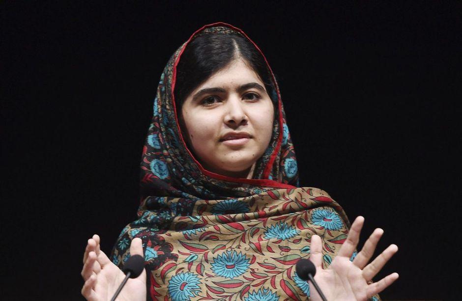 Malala pide no olvidar a niñas secuestradas por Boko Haram